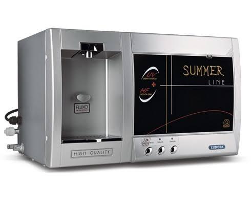 Summer Line UVLS+HF Inox