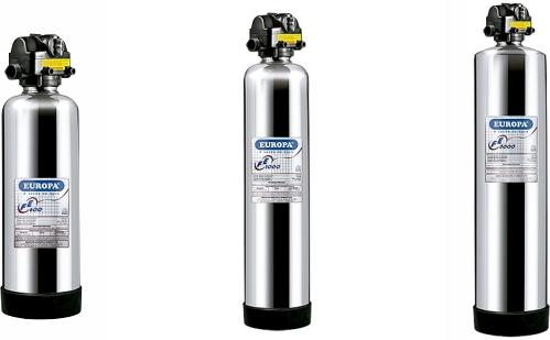 Filtro de Entrada para Tratamento de Água